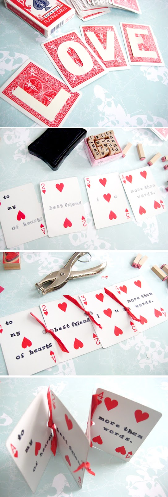 Homemade poker cards : Poker petes kalama menu