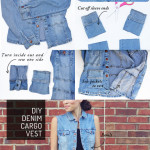 DIY+Denim+Cargo+Vest