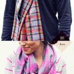 DIY+flannel+scarf
