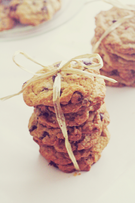 In Honor Of Design | Urban Legend and Pumpkin Chocolate Chip Cookie ...