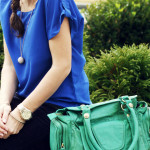 green-sapphire-leather-tote