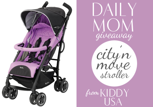 Day 31: Kiddy USA (Featured Sponsor Giveaway) 1 Daily Mom Parents Portal