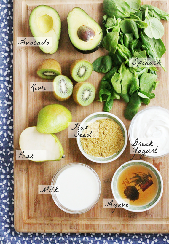 Recipe: Clean Green Smoothie