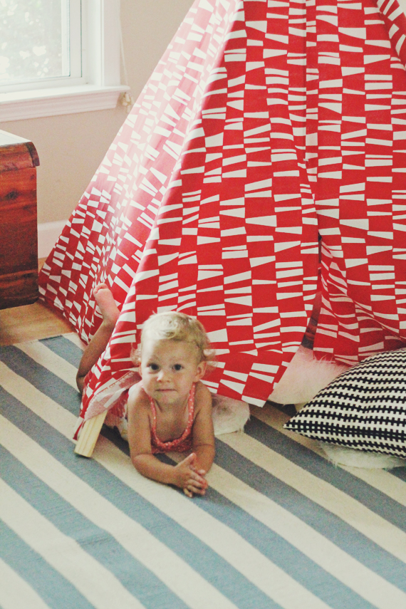 Be Little You and Me Tent