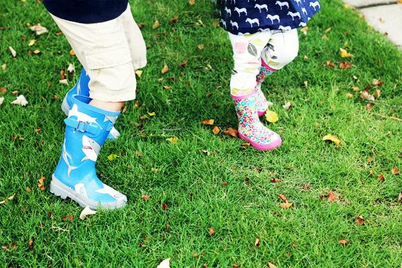 Joules-Rain Boots
