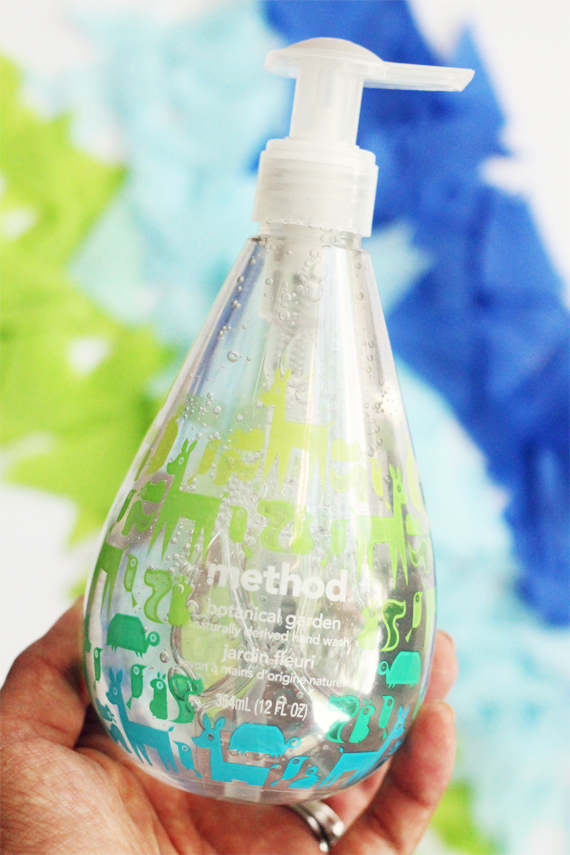 Method Hand Soap Packaging