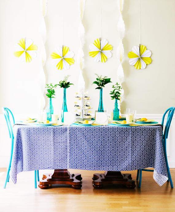 Summer Brunch - In Honor of Design - Martha Celebrations