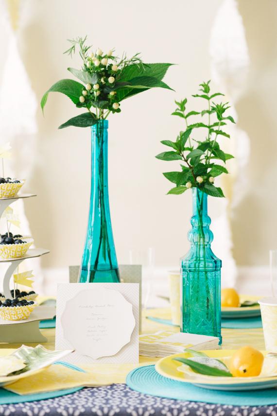 Summer Brunch | Martha Stewart Celebrations | In Honor of Design