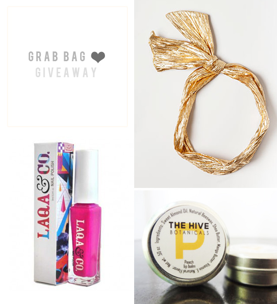 Grab Bag Love Giveaway