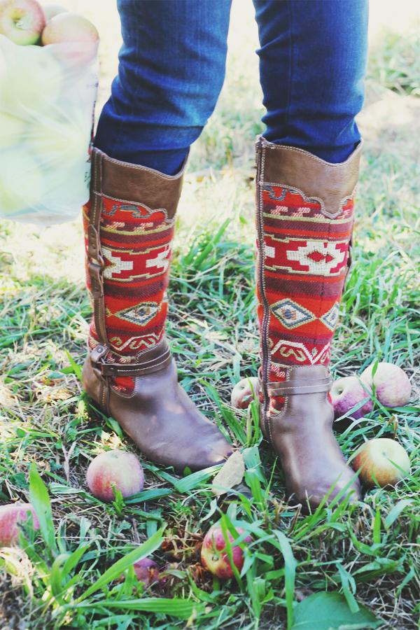 Aztec Boots | IHOD