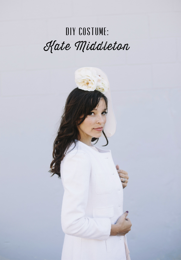 DIY Costume-Kate Middleton