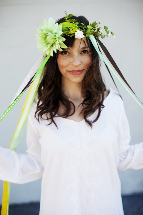 DIY Maypole Costume - In Honor of Design