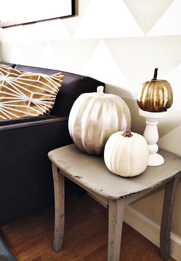 Ombre Pumpkin DIY