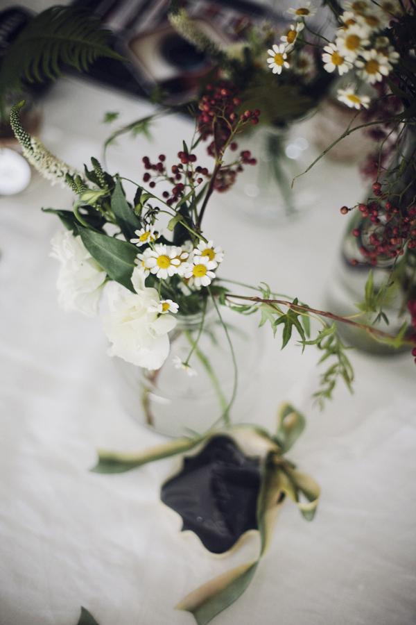 Center florals