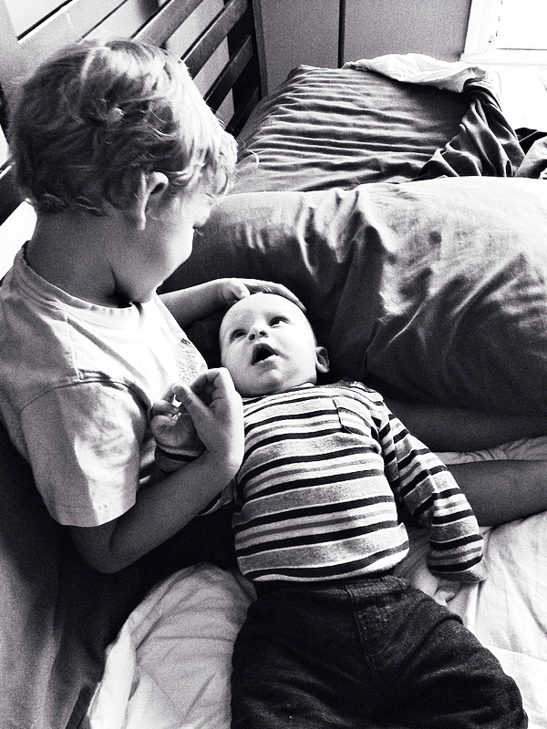 Max and Gabriel