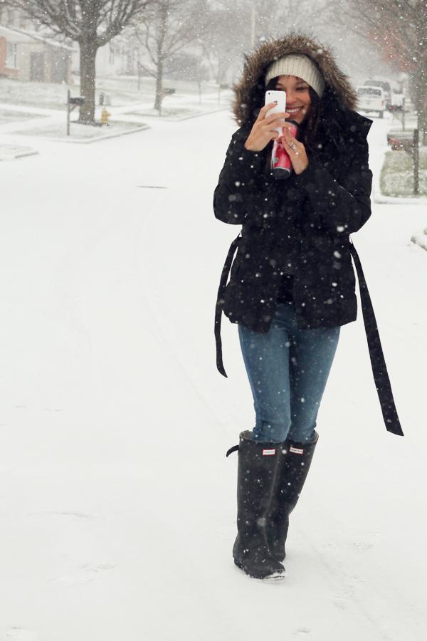 Snowfall - IHOD