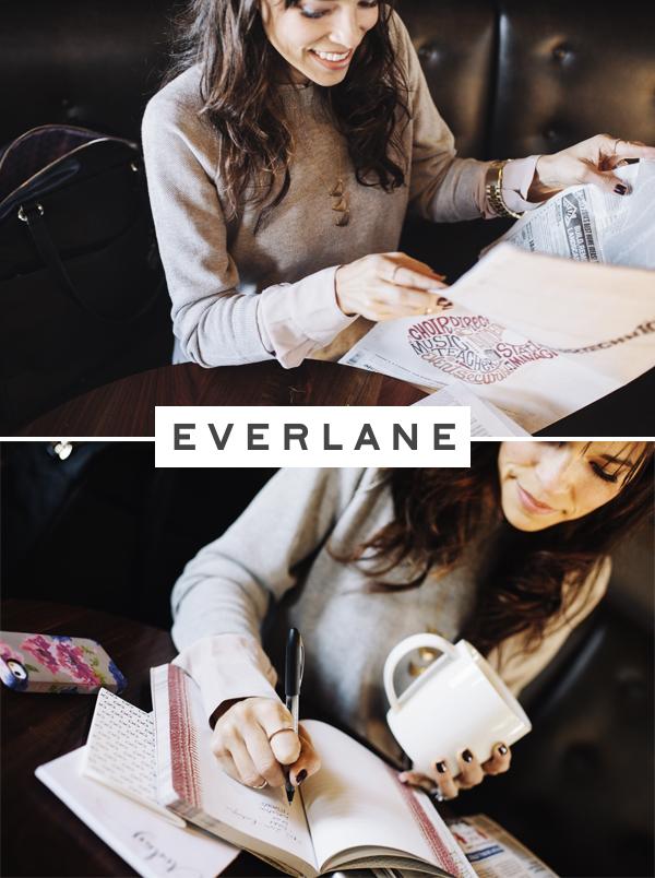 Everlane } In Honor of Design