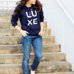 In Honor of Design- Luxe Casual