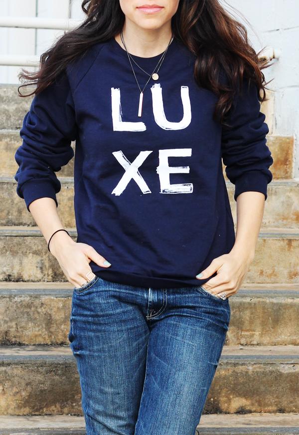 Luxe } In Honor of Design