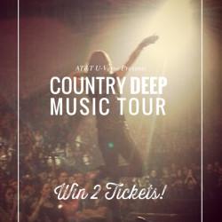IHOD-Country Deep Music Tour