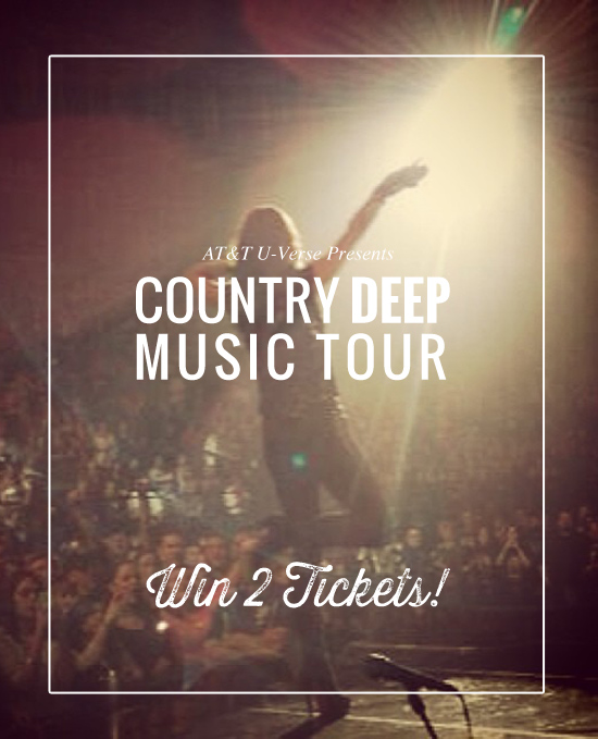 IHOD-Country Deep Music Tour