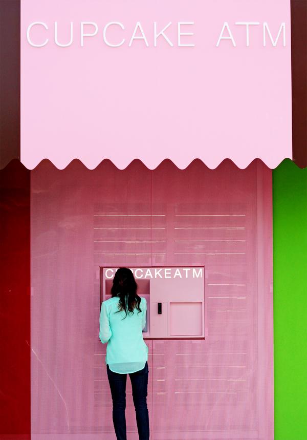 Sprinkles Cupcake ATM } IHOD