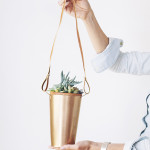 DIY Copper Hanging Plants} IHOD for SMP Living