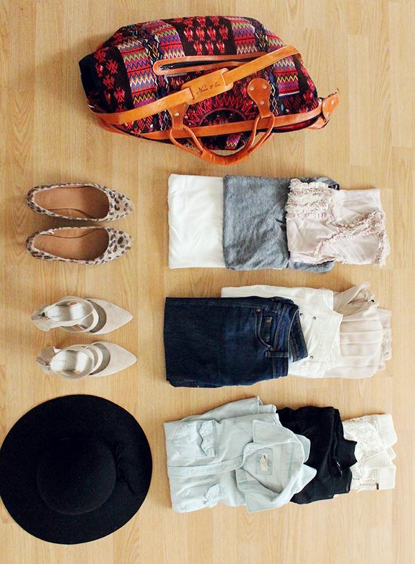 IHOD - How to Pack Light