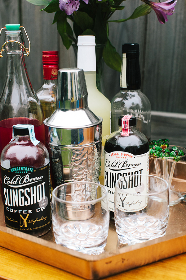 Bar Cart Drinks | IHOD