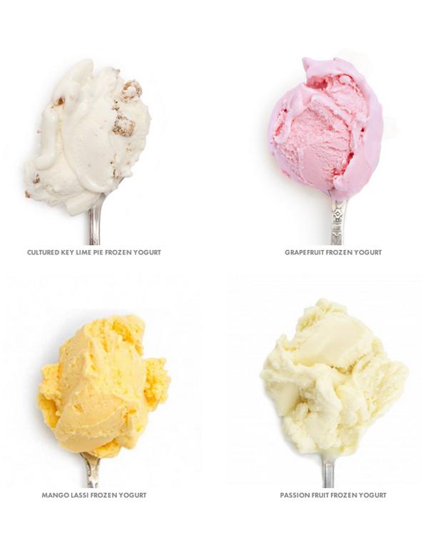 Jeni's yogurt flavors} IHOD