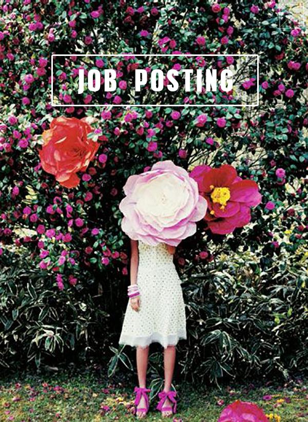 Job Posting - IHOD