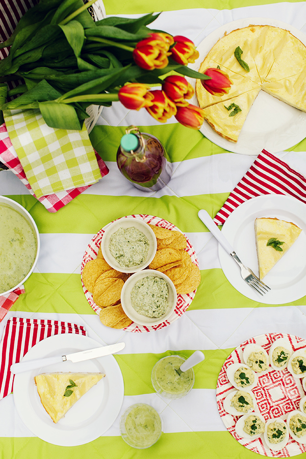 Summer Picnic Recipes | IHOD | Kathryn McCrary Photography