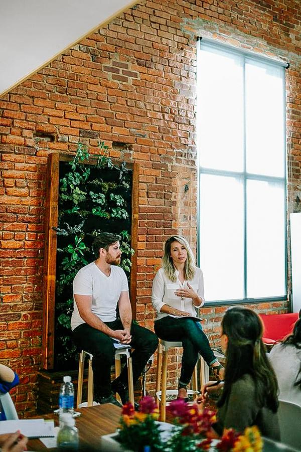 The Fresh Exchange   Brand Market Workshop