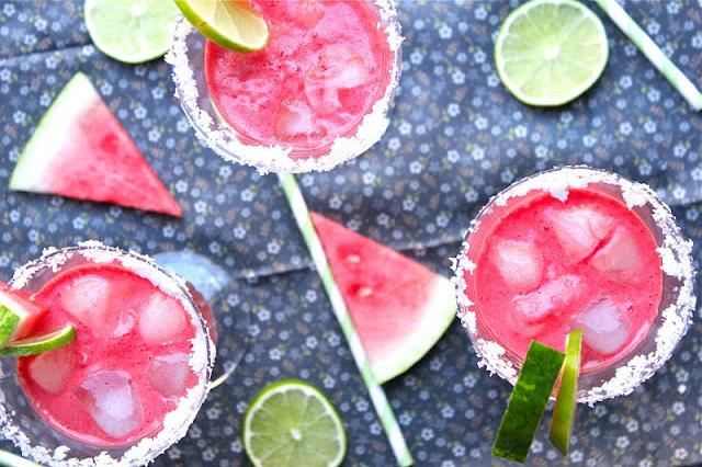 watermelon margheritas