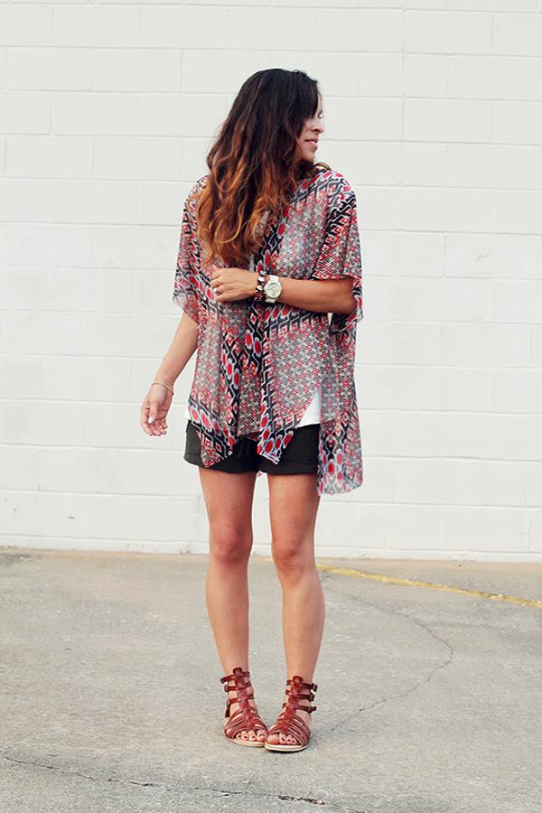 DIY Kimono | IHOD