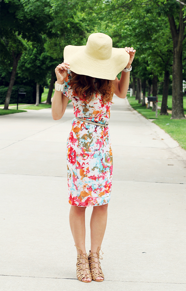 Floral Dress} IHOD