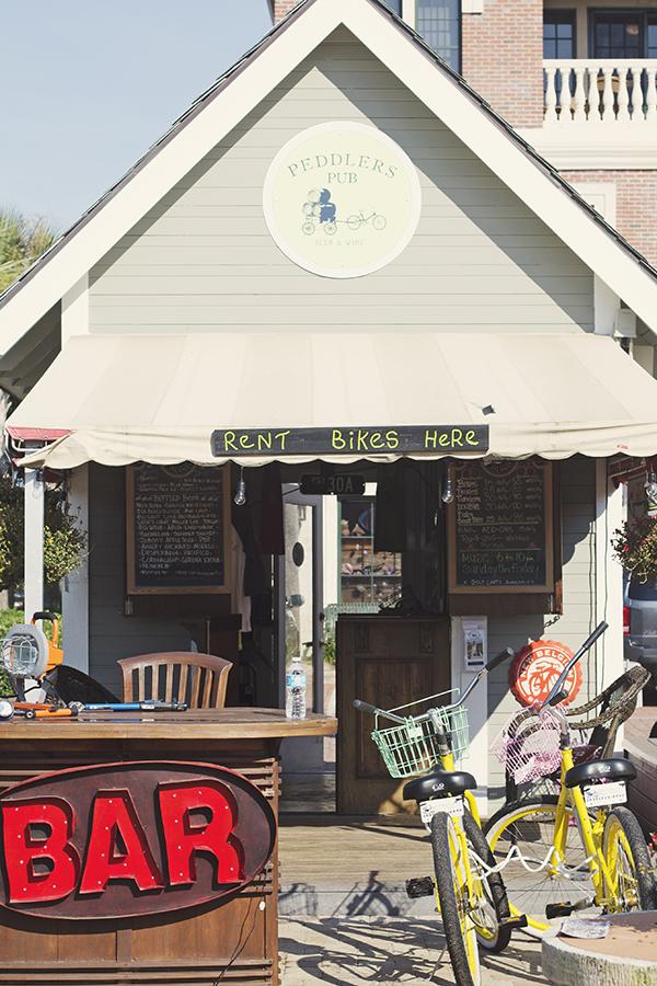 Bar and Bikes