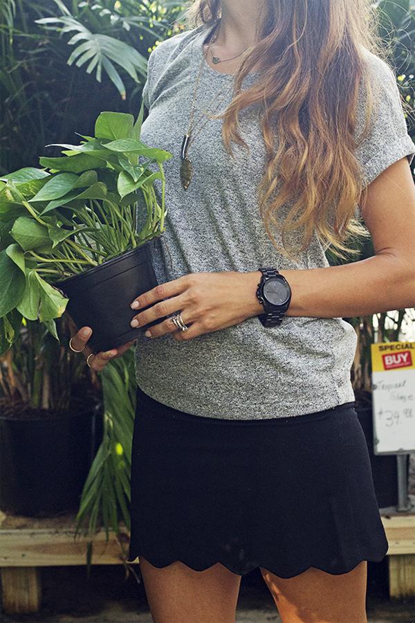 Scallop Skirt www.inhonorofdesign.com