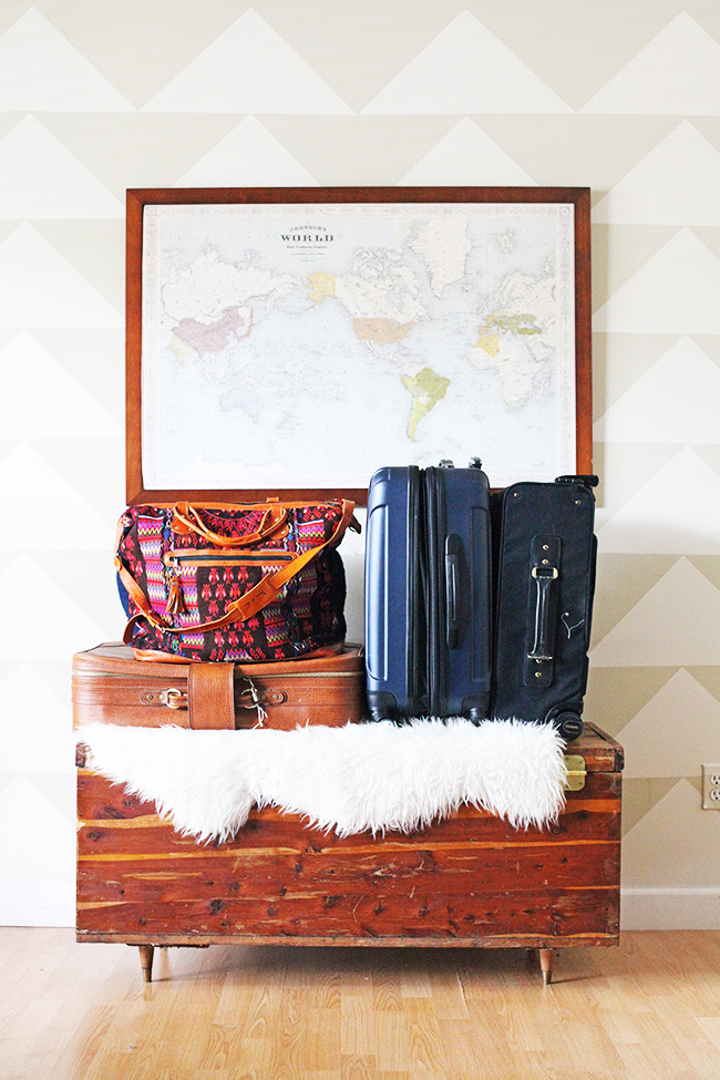 Best Suitcase for a Long Weekend | IHOD