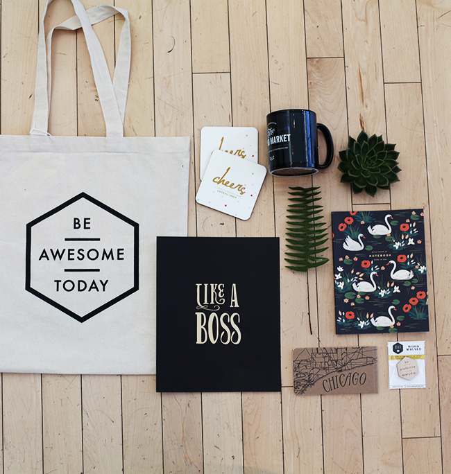Brand Market Totes