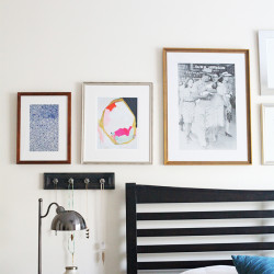 Gallery Wall | In Honor of Design