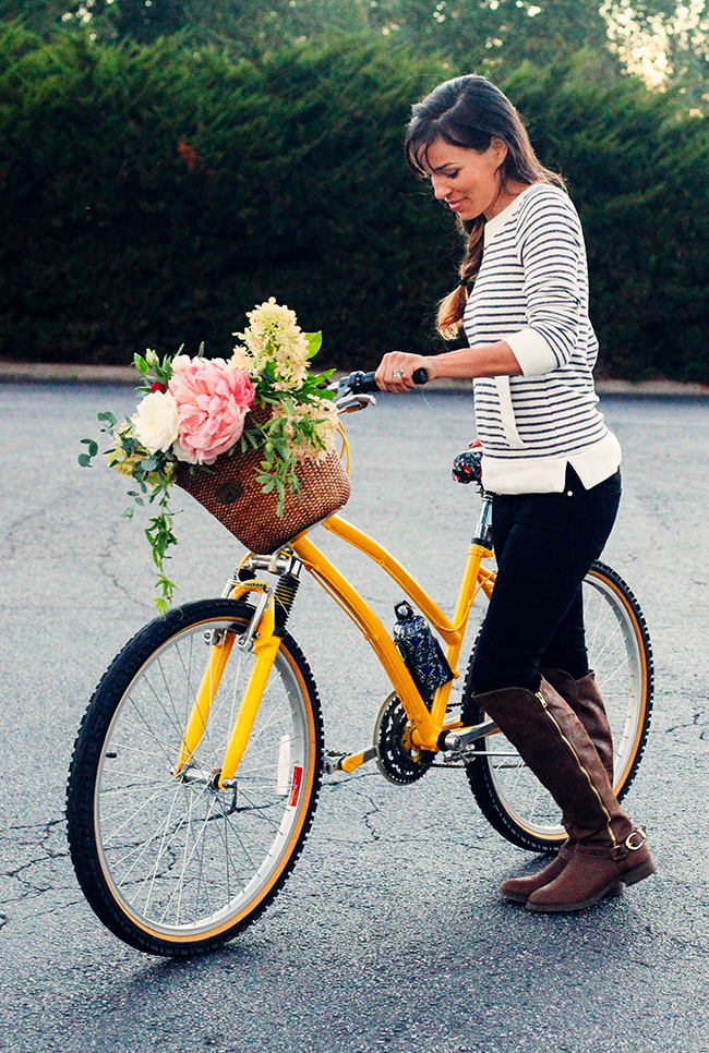 DIY Bike Makeover | In Honor of Design