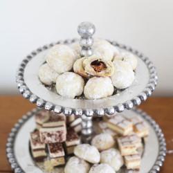 3 Ingredient Powder Puff Surprise Cookies