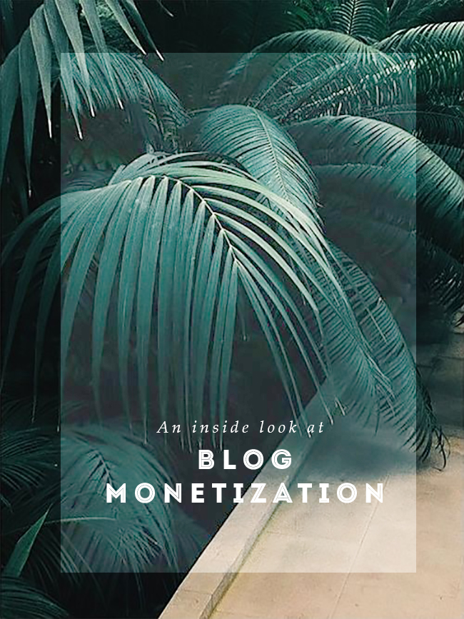 An inside look at Blog Monetization with Truths and Tips