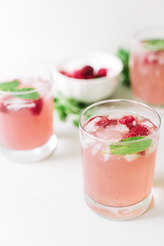 Ooh Berry Berry Cocktails by Project Sip