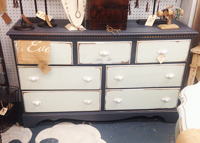 Chalky Paint Finish Reveal In Honor Of Design