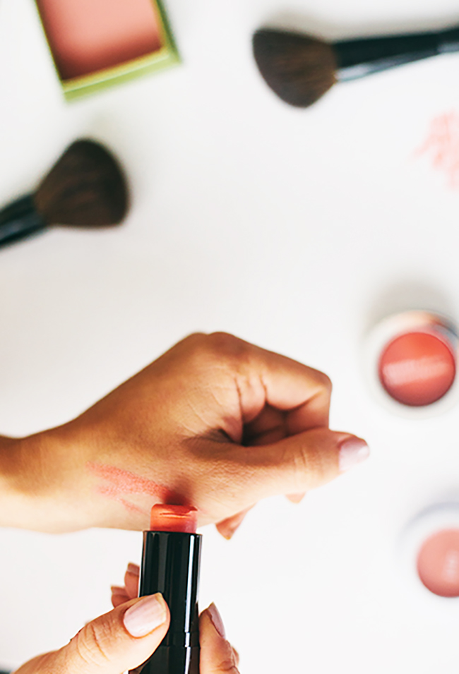 Choosing the right blush color for your skin type