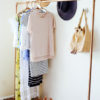 Garment Rack via In Honor of Design