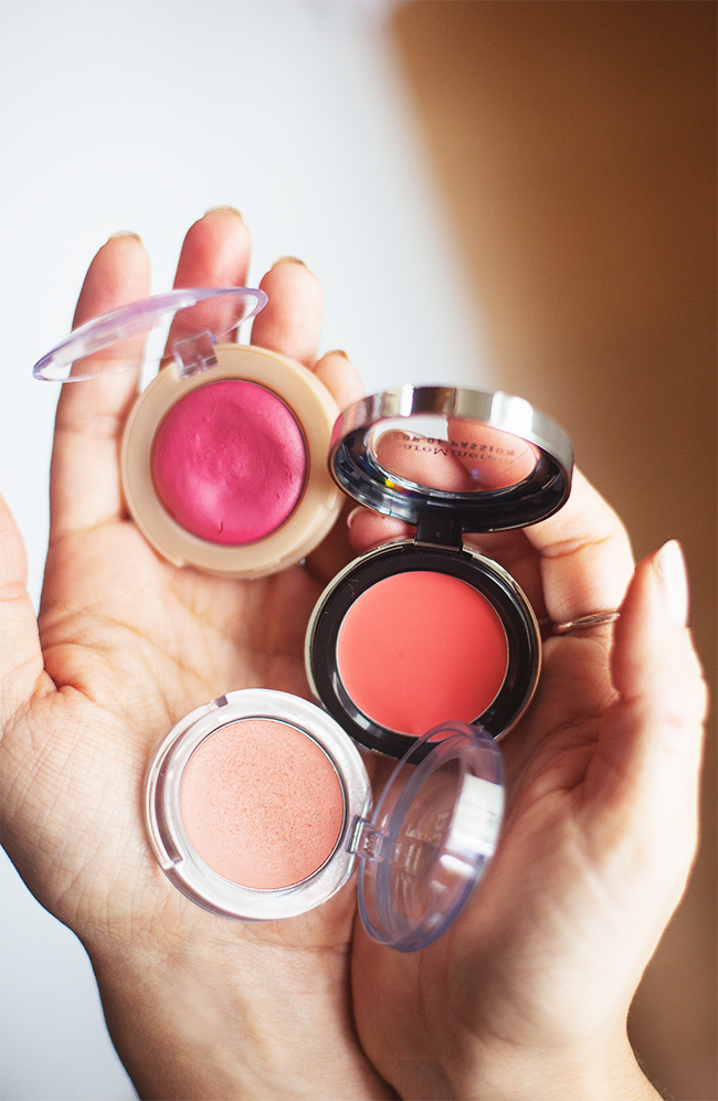How to choose a blush color for spring