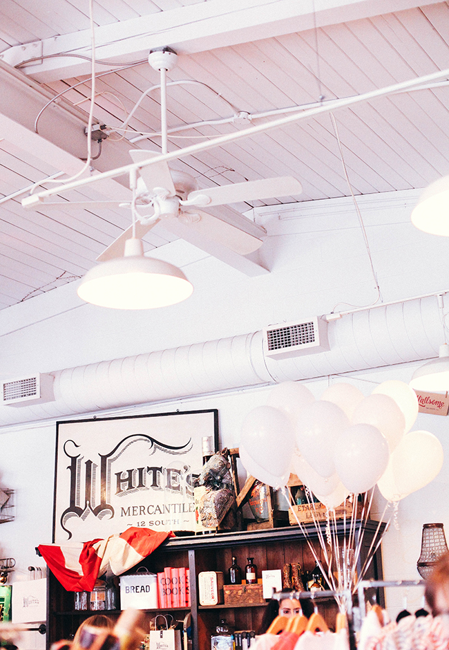 White's Mercantile Nashville